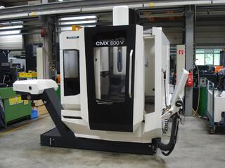 Fréza DMG Mori CMX 600 V-0