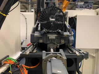 Fréza DMG Mori CMX 600 V-8