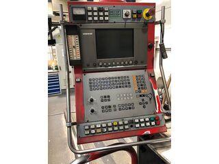 Mecof Agile CS-500 - 2000 Postel frézka-5