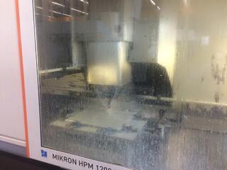 Fréza Mikron HPM 1200 HD-1