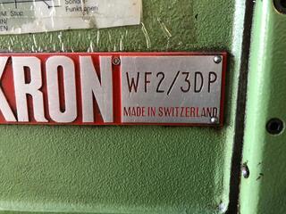Fréza Mikron WF3 DP, r.v.  1900-1