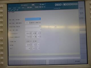 Fréza Mori Seiki NH 4000 DCG, r.v.  2015-9