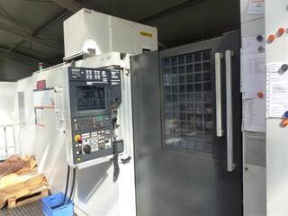 Fréza Mori Seiki NMH 10000 DCG APC 7, r.v.  2009-2