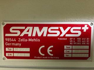 SAMSYS Multi 3000 Příslušenství použité-6