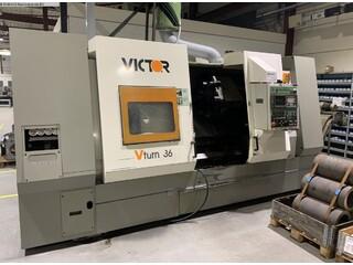 Soustruh Victor V-Turn 36/125 CV-0