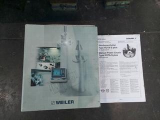 Soustruh Weiler C 50-7