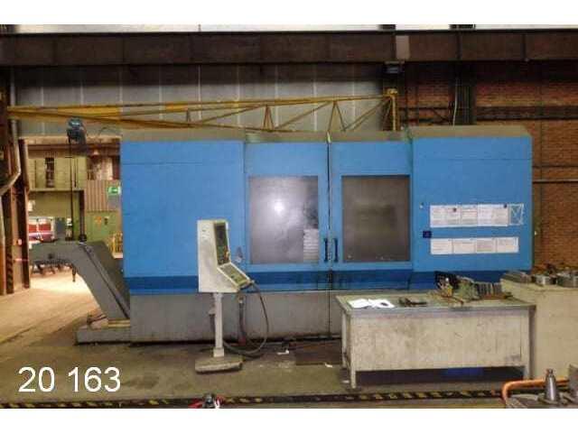 více obrázků Auerbach FBE 2000 Postel frézka