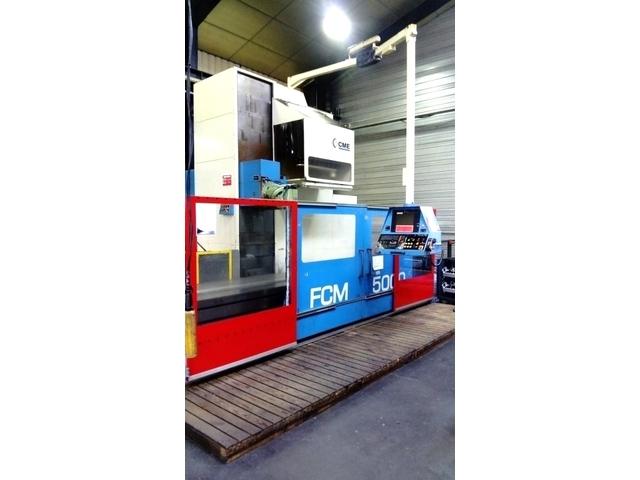 více obrázků CME FCM - 5000 x 950 Postel frézka