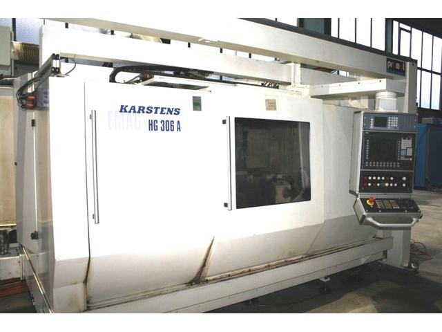 více obrázků Bruska Emag - Karstens HG 306 A