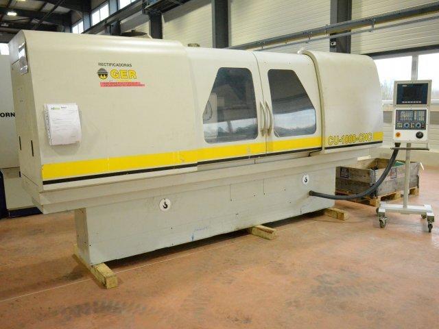 více obrázků Bruska GER CU 1000 CNC