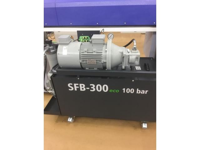 více obrázků Büchler SFB 300 eco 100 bar Příslušenství použité
