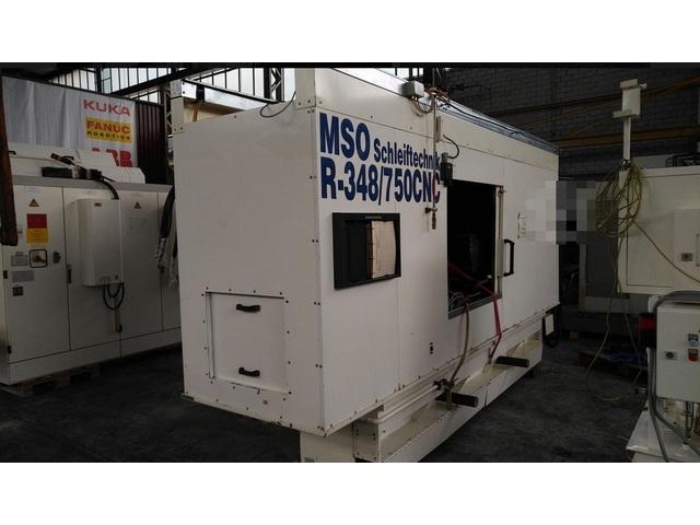 více obrázků Bruska MSO S 348 / 750 CNC