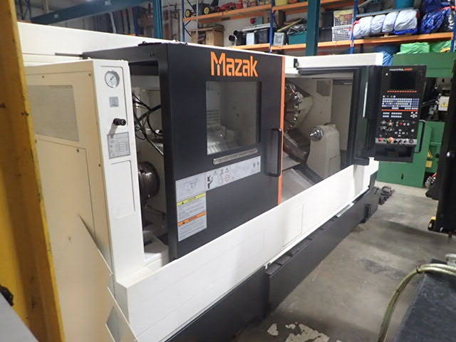 více obrázků Soustruh Mazak QT Smart 350