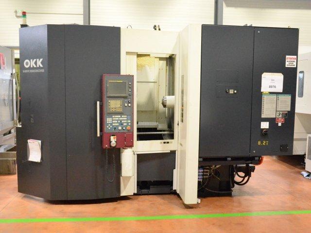 více obrázků Fréza OKK HP 500 S, r.v.  2006