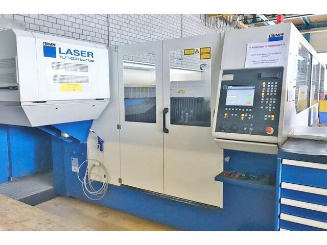 více obrázků Trumpf TruMatic L 3030, 4000 Watt Laserové vyřezávací systémy