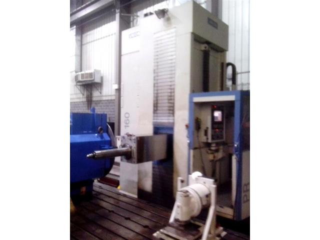 více obrázků Union PCR 160 CNC Vyvrtávačka