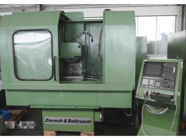 více obrázků Bruska Ziersch & Baltrusch Starline 600 CNC
