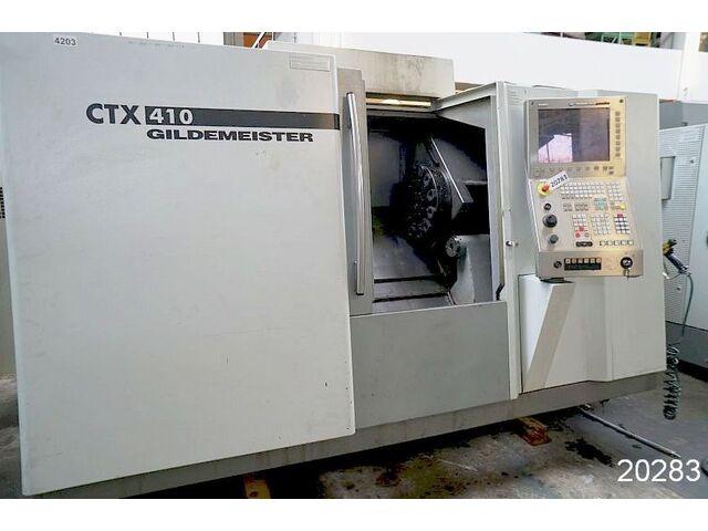 více obrázků Soustruh DMG CTX 410 V3