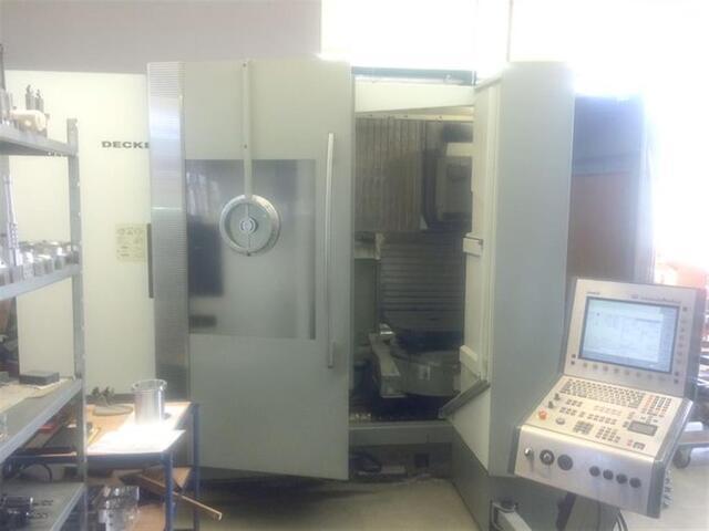 více obrázků Fréza DMG DMC 60 T, r.v.  2007