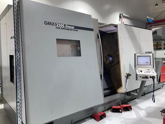 více obrázků Soustruh DMG GMX 250 S linear