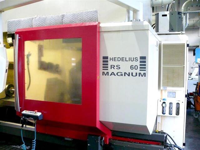 více obrázků Fréza Hedelius RS 60 KM-2000