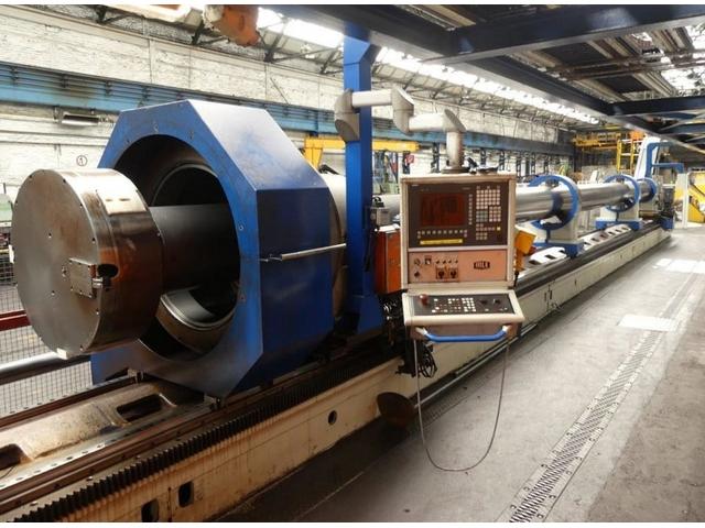 více obrázků Irle TLB 1100 Hluboké vrtání stroje