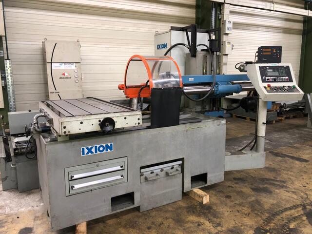 více obrázků Ixion TL 1000 CNC.1 Hluboké vrtání stroje