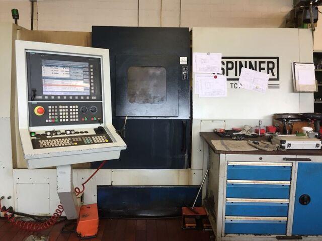více obrázků Soustruh Spinner TC 77 MCY