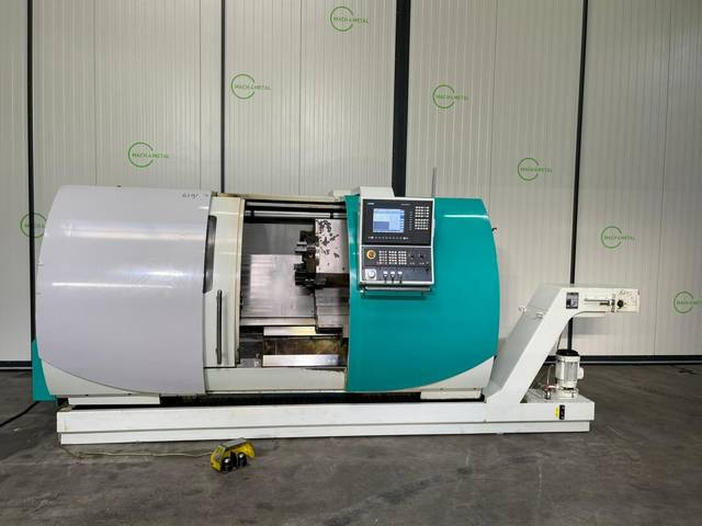 více obrázků Soustruh TOS SBL 500 CNC