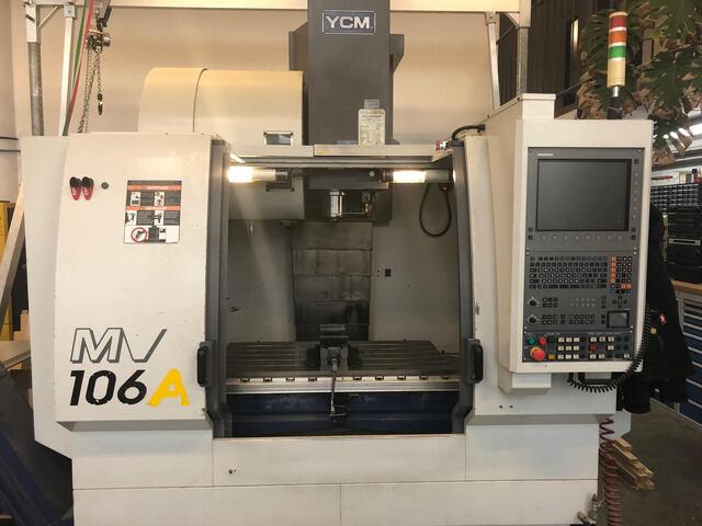 více obrázků Fréza YCM MV106A
